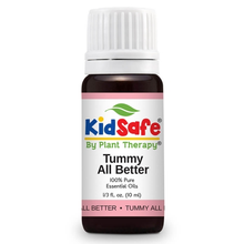 Load image into Gallery viewer, Plant Therapy Tummy All Better KidSafe Essential Oil