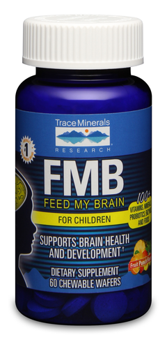Trace Minerals Children's Feed My Brain