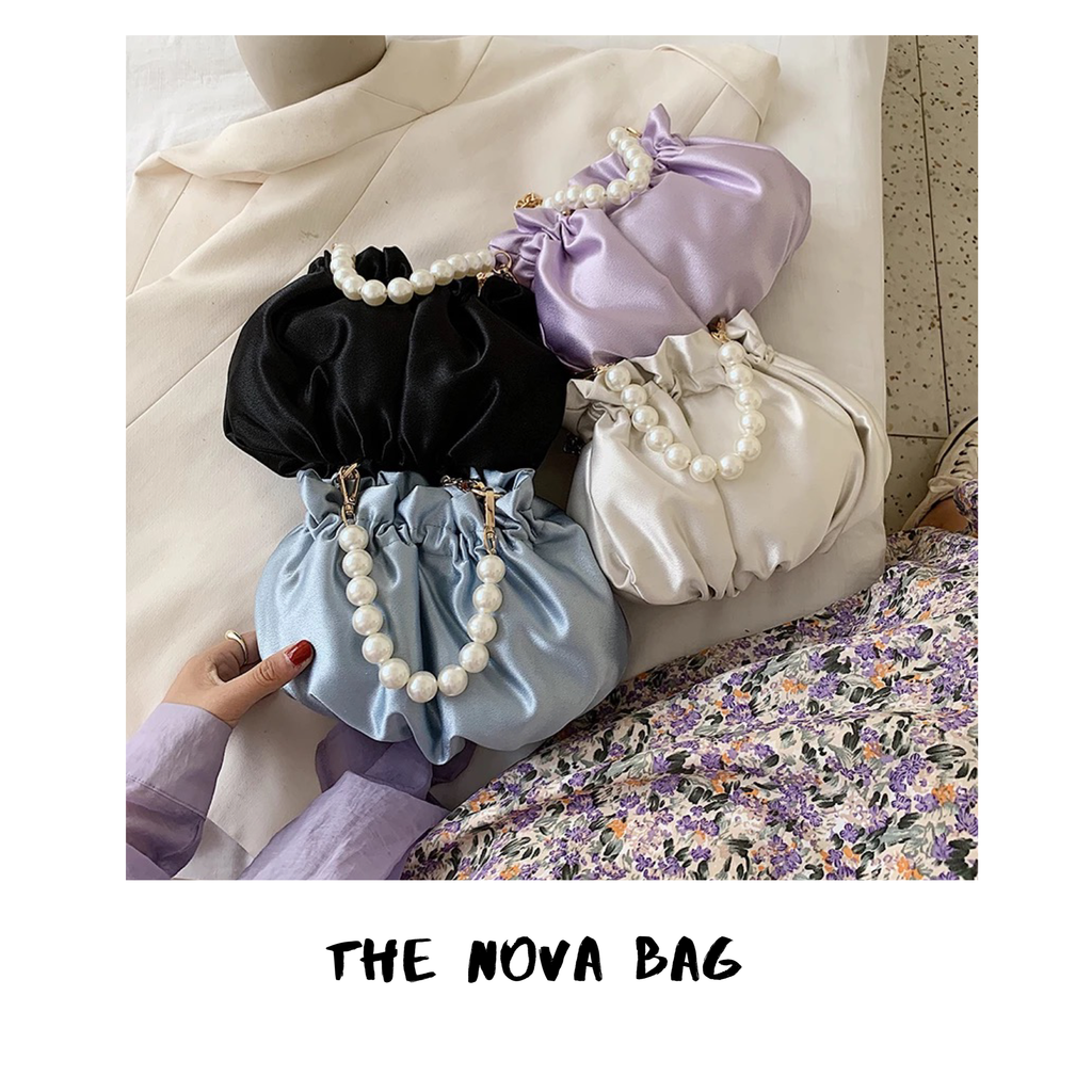 The Nova Bag - Blue