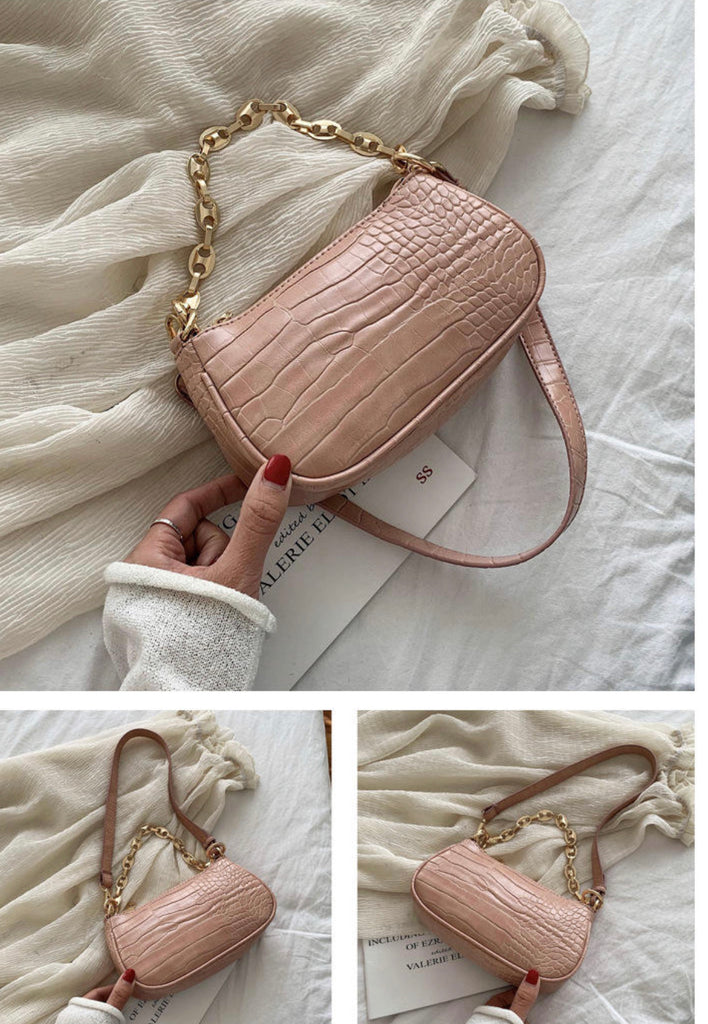 The Mya Bag- Pink