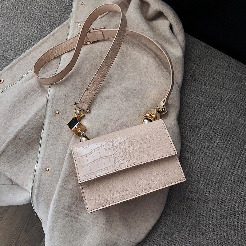 Leather Clutch Ali Bag - littlelavish