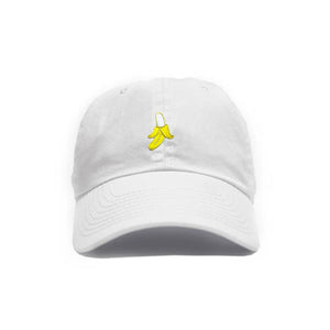 Banana Hat - White