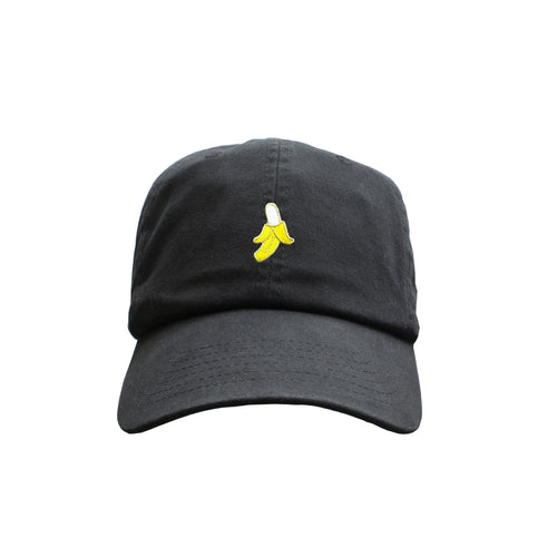Banana Hat - Black