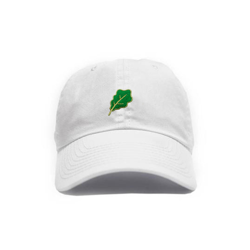 Kale Hat - White