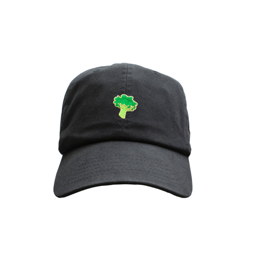 Broccoli Hat - Black