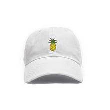 Pineapple Hat - White