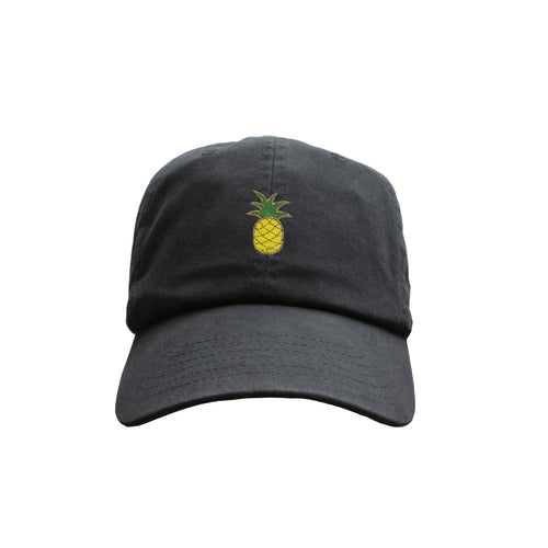 Pineapple Hat - Black