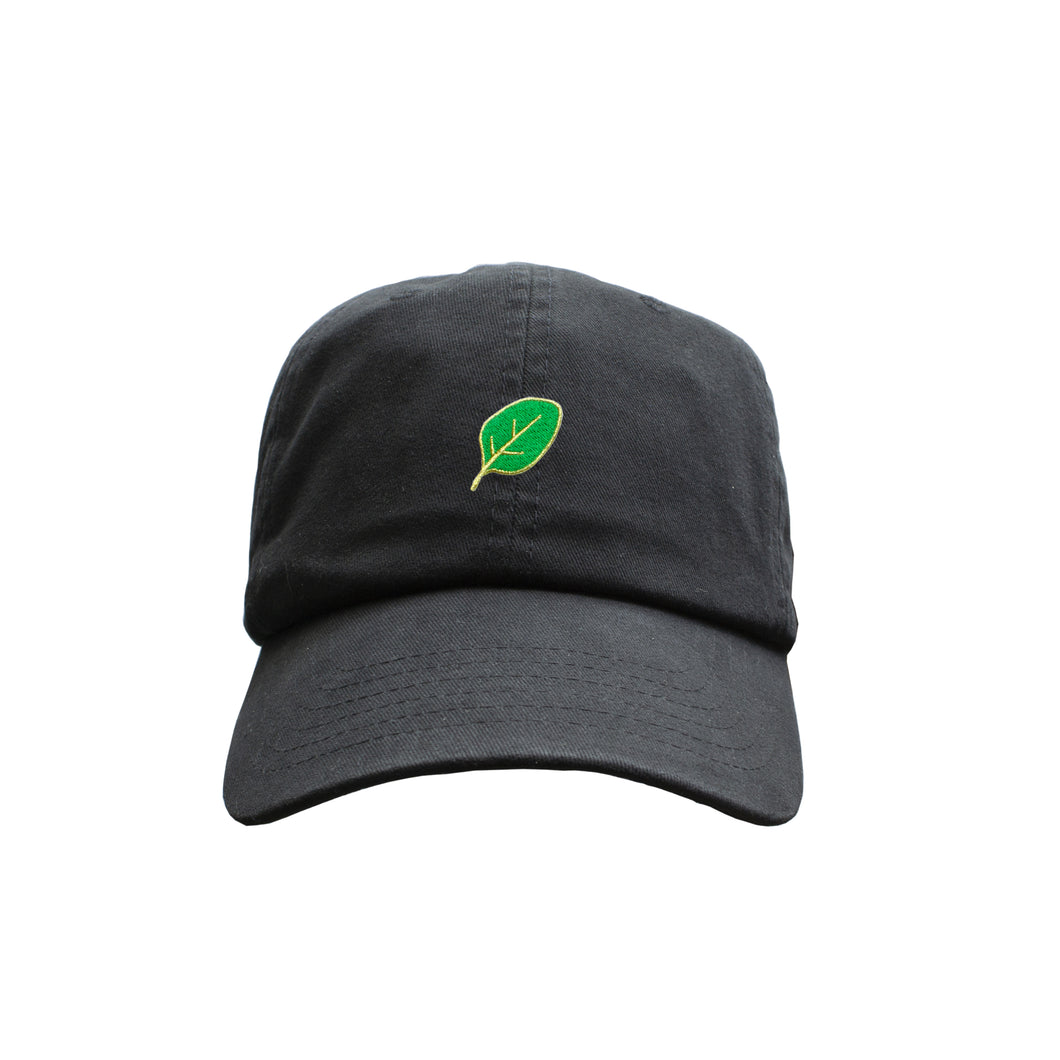 Spinach Hat - Black