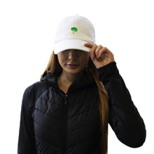 Broccoli Hat - White