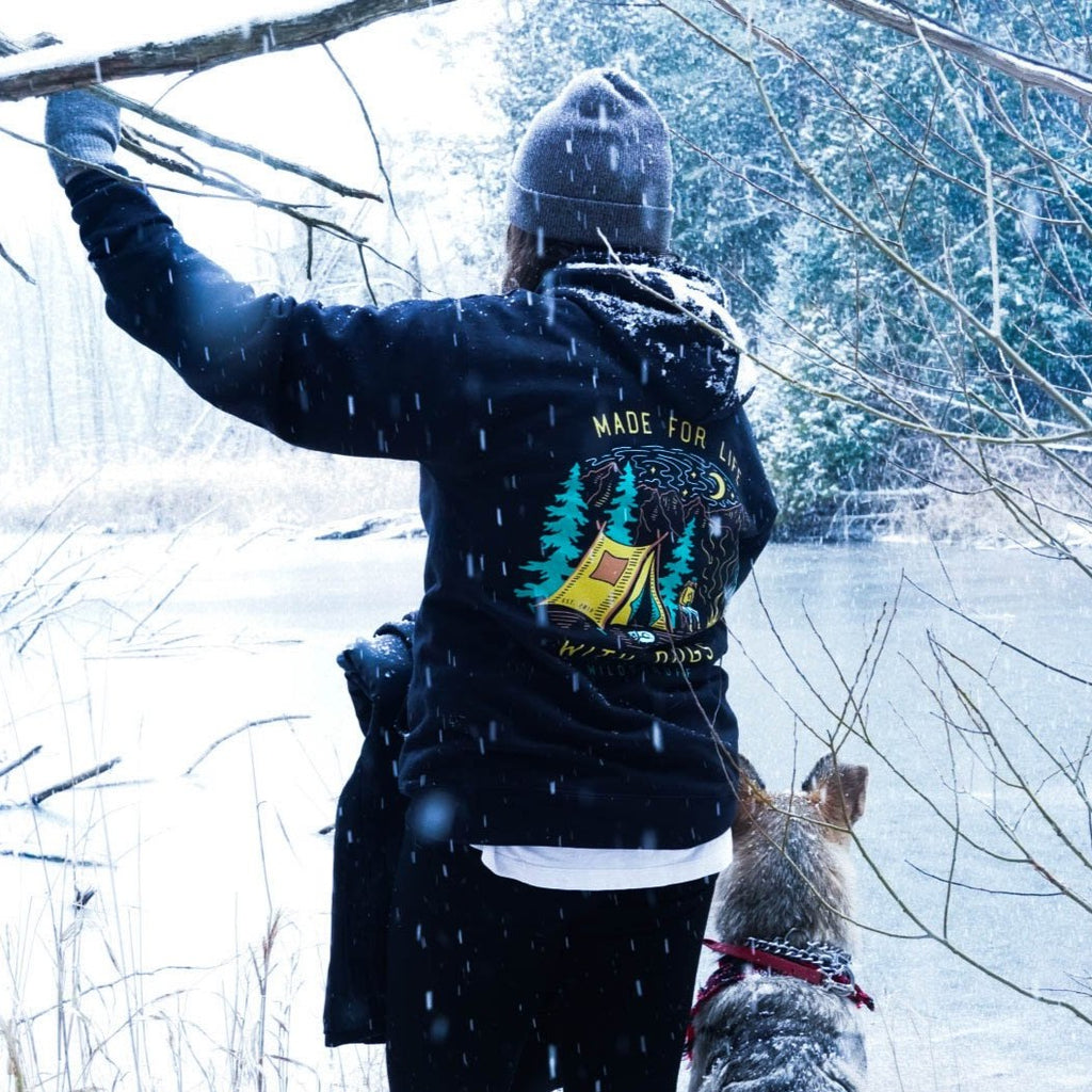 Made for Life with Dogs | WildScruff Hoodie