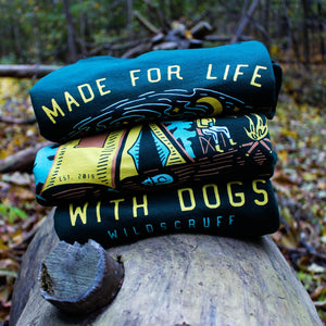 Made for Life with Dogs | WildScruff Crewneck