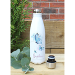 Butterfly Hot & cold Drink Personalised Bottle