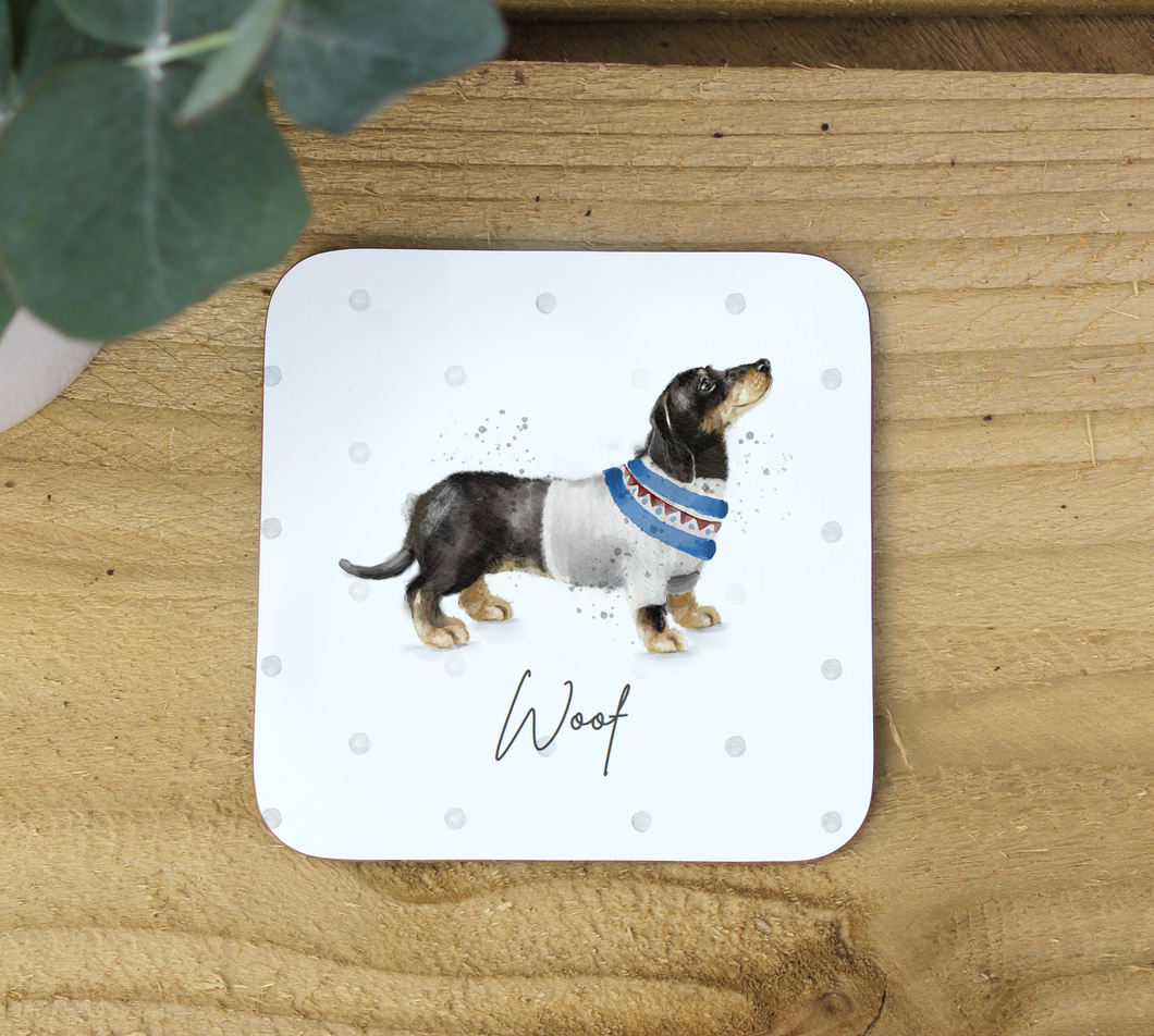 Personalised 11oz Dachshund Mug