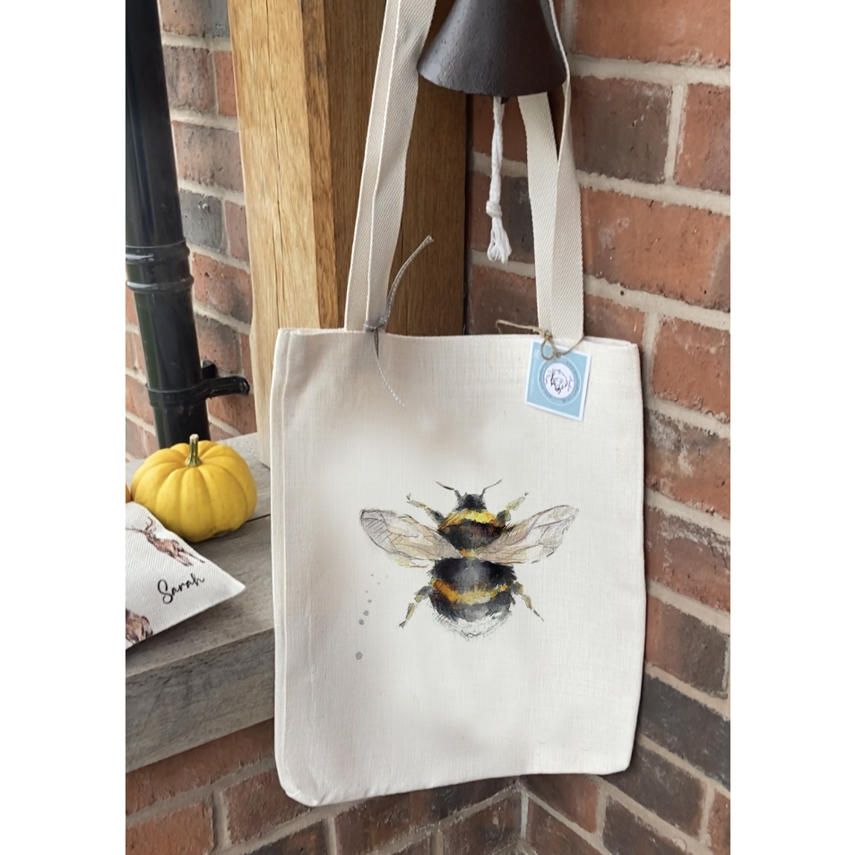 Personalised Bee Bag
