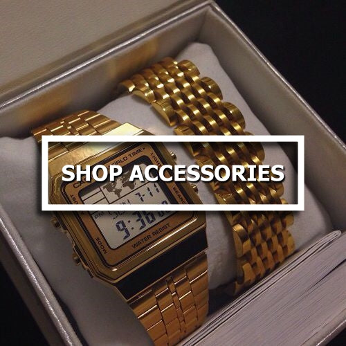 Shop Gold Ring, Leather belts, caps, grillz and other fashion accessories online on The Fashion Plug: Mzansi.