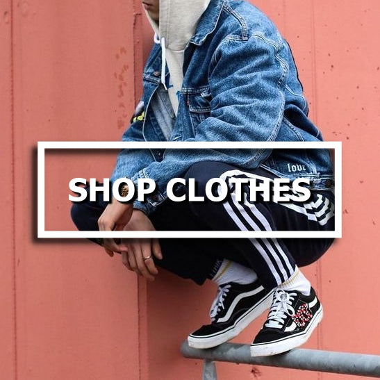 Shop authentic streetwear products like Nike, Off White, Supreme, Adidas, Vlone and many more online on The Fashion Plug: Mzansi.