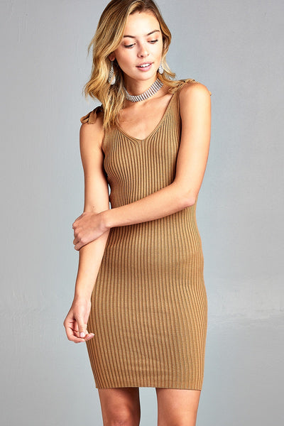 Cooling Down Sweater Dress