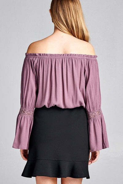 Spunky Sweetheart Top