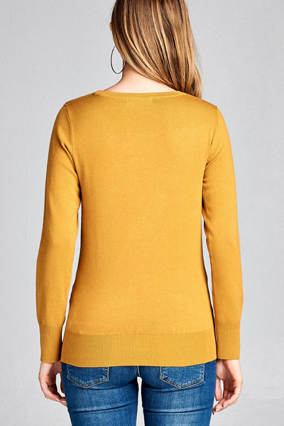 Straight Forward Pullover (Bright)