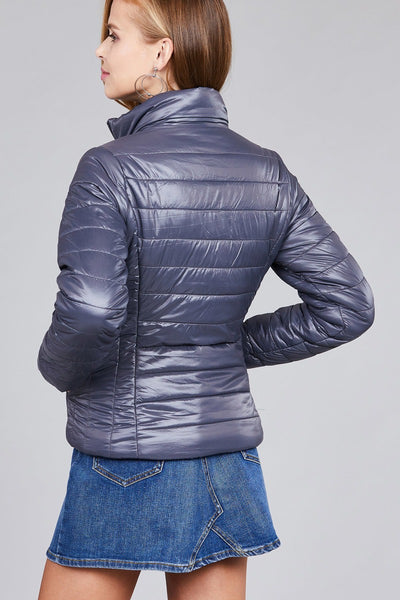 Quilted Padded Jacket