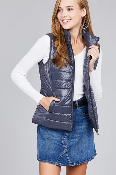 Can't Stay Padded Vest
