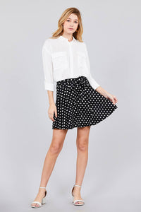Business Babe Woven Shirt