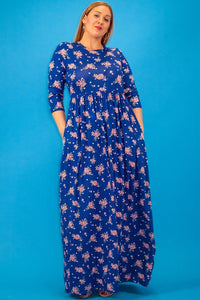 Sweet Nectar Floral Maxi