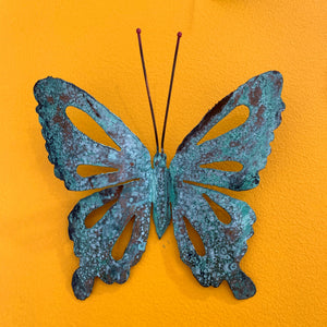 Patina butterfly