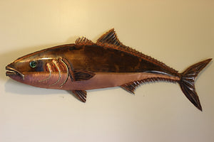 Copper Kingfish Extra Large Wall Art