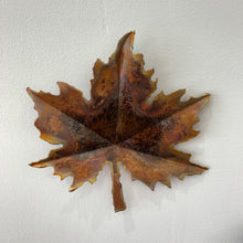 Load image into Gallery viewer, Copper Maple Branch Wall Art