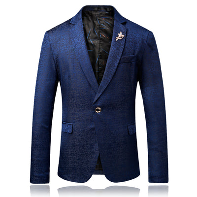 Men's suit Blazer Autumn Winter Fashion