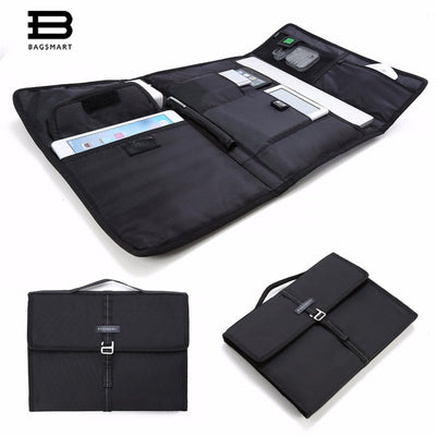 BAGSMART Handbag/Cross body bag Electronics Organizer use for Briefcase