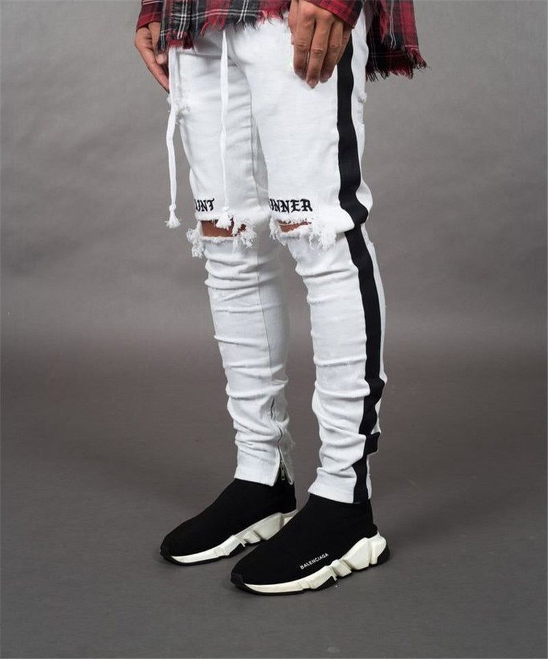 iLXHD Trousers Mens Long Casual Print Loose Trousers Plus Size Nationality Trousers Pants