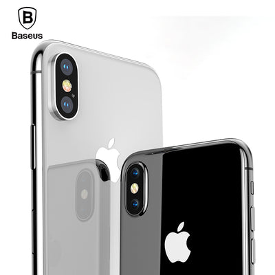 Baseus Ultra Thin TPU Case For iPhone X Dirt-resistant Case Transparent Soft Silicone