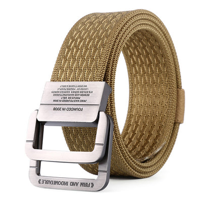 [DWTS] Metal Buckle Nylon Military Combat Tactical Heavy Duty Survival Waist Belt