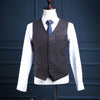 JinXuanYa Blazer British's Style casual Slim Fit suit jacket plus suit size S-5XL