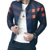 Loldeal Bomber Baseball Plaid Windbreaker Autumn Style Active Jacket