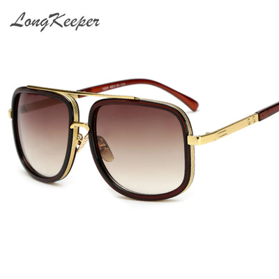 LongKeeper Oversized Sunglasses luxury for Women/Men