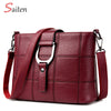 Luxury Messenger Designer Leather Shoulder Tote Bag collection