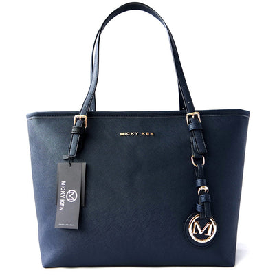 MICKY KEN handbags leather high quality letter designer Bag