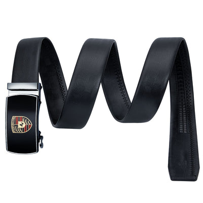 Designer Luxury Brand for Men High Quality Automatic Buckle Barry.Wang