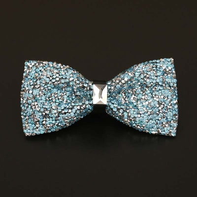Mantieqingway Brand Fashion Cravats  Neck Ties Casual Floral Bowknot Bowtie