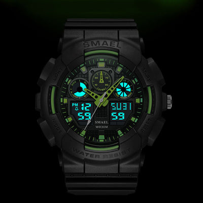 SMAEL Luxury Brand G Style Digital Watch Sports Military Watches Men