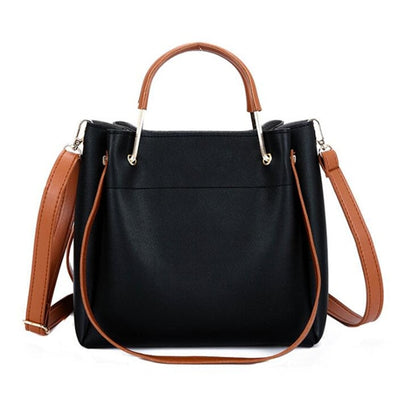 Simple Bucket Leisure Single Shoulder Top-Handle Hand Totes High Quality Crossbody Bags Pack Purse
