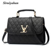 Siruiyahan Luxury Crossbody Small Messenger Bag Shoulder Bag