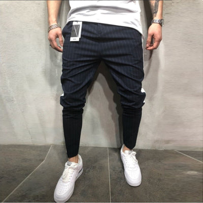 Spring Autumn Casual Men Sportswear Hip Hop High Street Trousers Pants Joggers