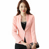 V-Neck Blazer Elegant Full sleeve plus size 4XL jacket
