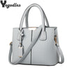 Leather Handbags Large Tote Square Shoulder Sac Crossbody Bags