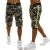 ZOGAA Military Camouflage Pants Casual Shorts Men Solid Beachwear Beach Pant