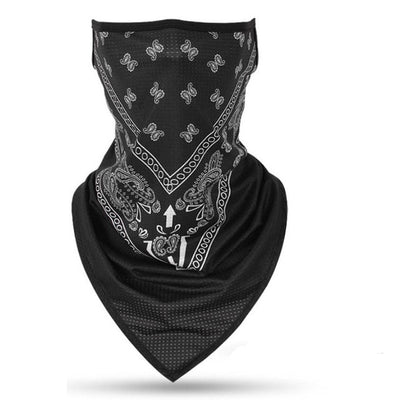 Face Scarf Unisex Hiking Scarves Neck Gaiter Tube Headwear Outdoor anti-dust Riding Handkerchief Headscarf